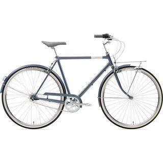 Creme Cycles Caferacer Man Solo 2019, grey sky - Cityrad