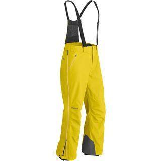 Marmot Spire Pant, Yellow Vapor - Skihose