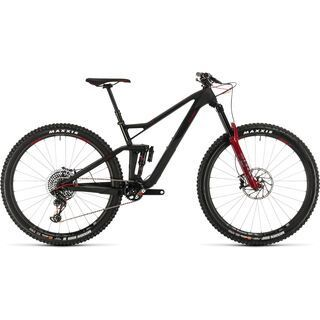 Cube Stereo 150 C:68 SLT 29 2020, carbon´n´red - Mountainbike