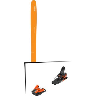 Set: DPS Skis Wailer 99 2016 + Salomon STH2 WTR 13 (2212357)