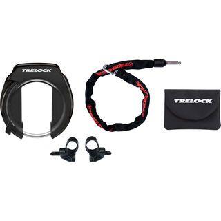Trelock RS 351 P-O-C Rahmenschloss + ZR 355 Set