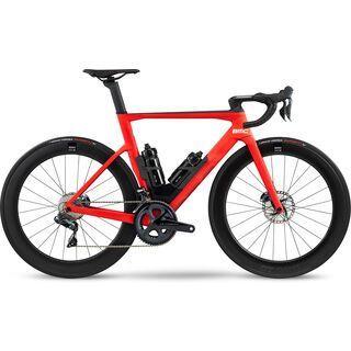 BMC Timemachine Road 01 Four 2020, super red - Rennrad