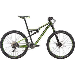 Cannondale Habit Carbon 3 2016, black/green - Mountainbike