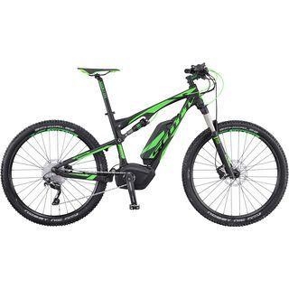 Scott E-Spark 720 2016, black/green - E-Bike
