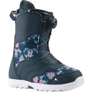 Burton Mint Boa 2020, midnite blue/multi - Snowboardschuhe
