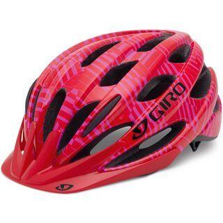 Giro Raze, red/rhodamine descend - Fahrradhelm