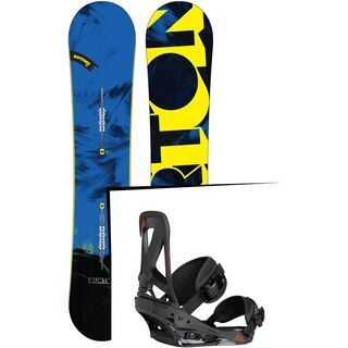 Set: Burton Ripcord 2015 +  Custom (1191305S)