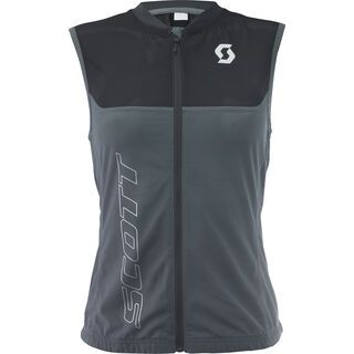 Scott Actifit Plus Light Vest Women, iron grey/black - Protektorenweste