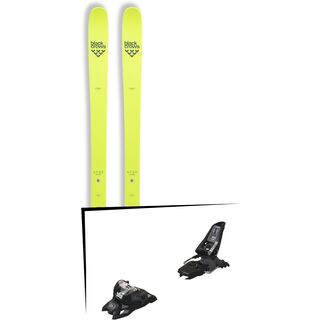Set: Black Crows Orb Freebird 2019 + Marker Squire 11 ID black