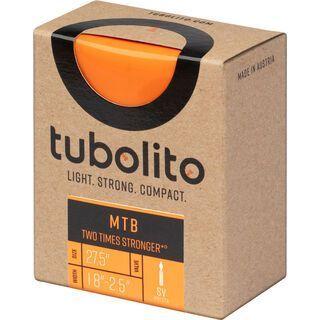 Tubolito Tubo MTB - 27.5 x 1.8-2.5 orange