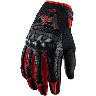 Fox Bomber Glove, red - Fahrradhandschuhe