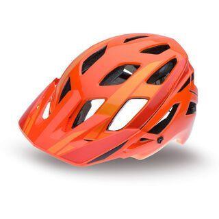 Specialized Ambush, Moto Orange Speed-Streak - Fahrradhelm