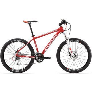 Cannondale Trail SL 4 2013, race red gloss - Mountainbike