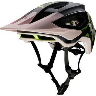 Fox Speedframe Pro Helmet ELV, black/pink - Fahrradhelm