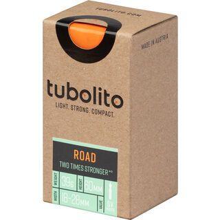 Tubolito Tubo Road 60 mm - 700C x 18-28C orange