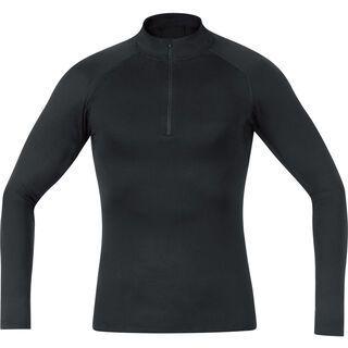 Gore Wear M Base Layer Thermo Stehkragenshirt black