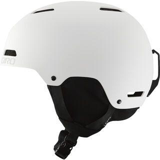 Giro Ledge, matte white - Skihelm