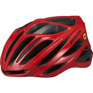 Specialized Echelon II MIPS (ANGi komp.), flo red/black reflective - Fahrradhelm
