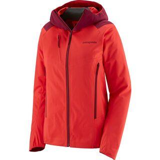 Patagonia Women's Upstride Jacket, catalan coral - Skijacke