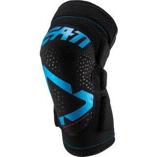 Leatt Knee Guard 3DF 5.0 fuel/black