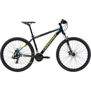 Cannondale Catalyst 4 2017, black/neon spring/ultra blue - Mountainbike