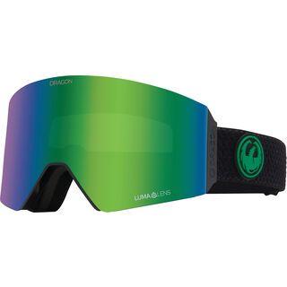 Dragon RVX OTG inkl. WS, split/Lens: lumalens green ion - Skibrille