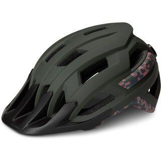 Cube Rook, olive - Fahrradhelm