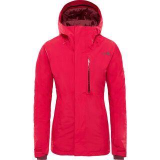The North Face Womens Descendit Jacket, cerise pink - Skijacke