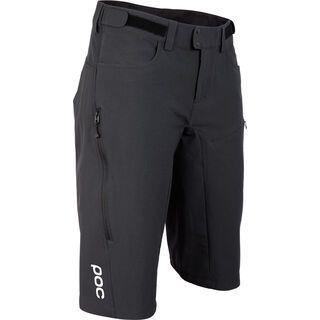 POC Resistance Enduro Mid Wo Shorts, carbon black - Radhose