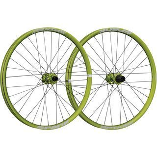 Spank Spike Race 33 Wheelset 27.5, emerald green - Laufradsatz