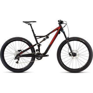 Specialized Stumpjumper FSR Comp 650b 2016, black/red - Mountainbike