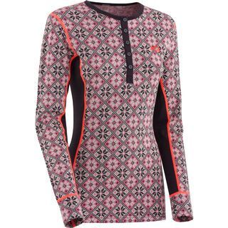 Kari Traa Rose LS, mauve - Unterhemd