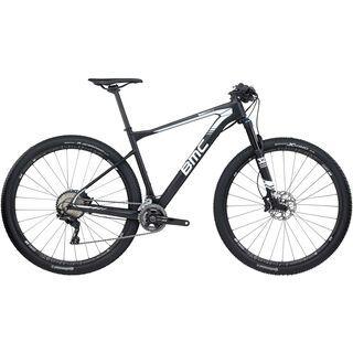 BMC Teamelite 02 XT 2017, black white - Mountainbike