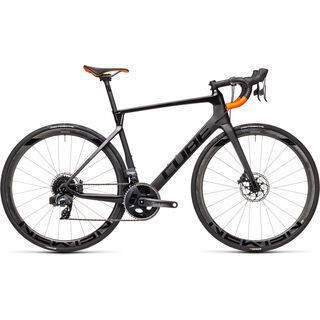 Cube Agree C:62 SLT carbon´n´orange 2021