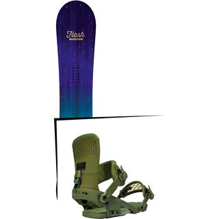 Set: goodboards Flash Long 2016 + Ride Rodeo (1487155S)