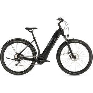 Cube Nuride Hybrid Pro Allroad 625 2020, black´n´grey - E-Bike