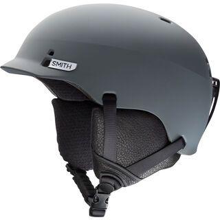 Smith *** 2. Wahl *** Smith Gage | Größe M // 55-59 cm, matte charcoal - Snowboardhelm