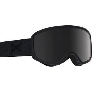 Anon Deringer MFI, blackout/Lens: dark smoke - Skibrille