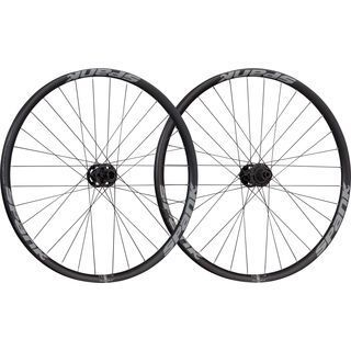 Spank Spike Race 33 Wheelset 27.5, black/stealth grey - Laufradsatz