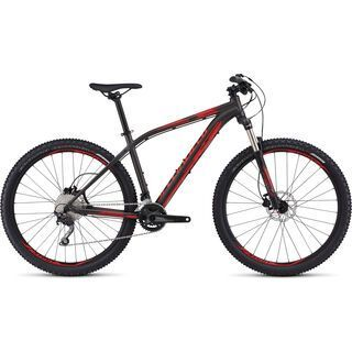 Specialized Pitch Expert 650b 2016, charcoal/red - Mountainbike