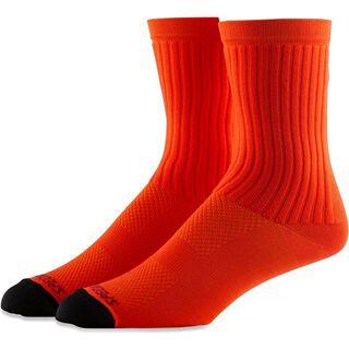 Specialized Hydrogen Aero Tall Sock, rocket red - Radsocken