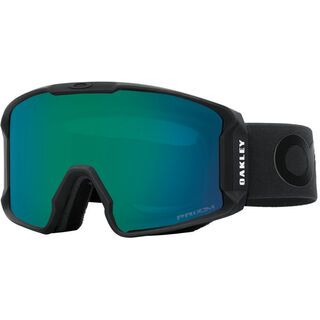 Oakley Line Miner Prizm Factory Pilot Blackout, Lens: jade iridium - Skibrille
