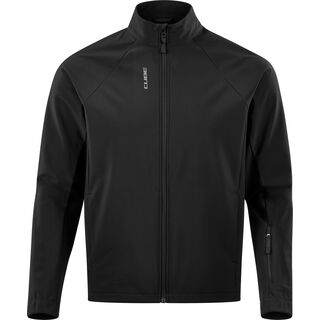 Cube Tour Softshell Jacke black