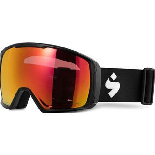 Sweet Protection Clockwork RIG, matte black/Lens: rig topaz - Skibrille