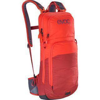 Evoc CC 10l, orange/chili red - Fahrradrucksack