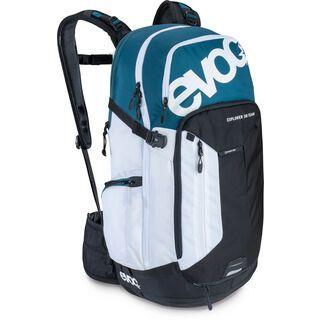 Evoc Explorer 30l, black/petrol/white - Fahrradrucksack