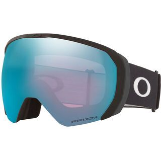 Oakley Flight Path XL Prizm, matte black/Lens: sapphire iridium - Skibrille