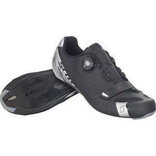 Scott Road Comp Boa Shoe, matt black/silver - Radschuhe