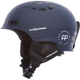 Sweet Protection Igniter Field Productions, field blue - Skihelm