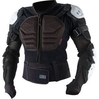 IXS Assault Jacket, white - Protektorenjacke